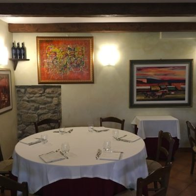 Cucina Marchigiana a Genga grotte di Frasassi
