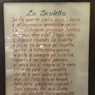 Ristorante La Scaletta